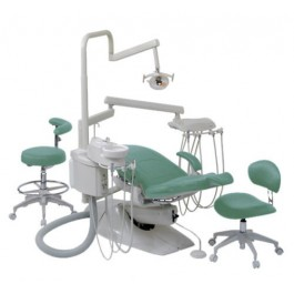 Beaverstate Dental Sierra Operatory Package