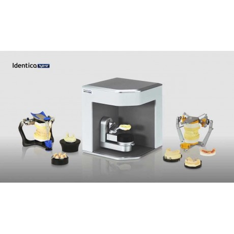 Medit Identica Hybrid 3D dental scanner