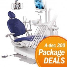 A-dec 300 Dental Chair