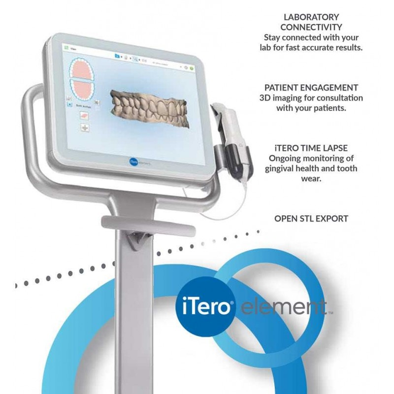 iTero Element Intraoral Scanner Orthodontic For Sale