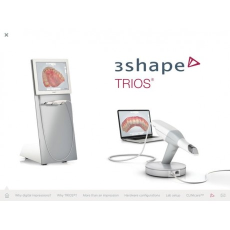 3shape Trios 3 Digital Impression Scanner For Sale